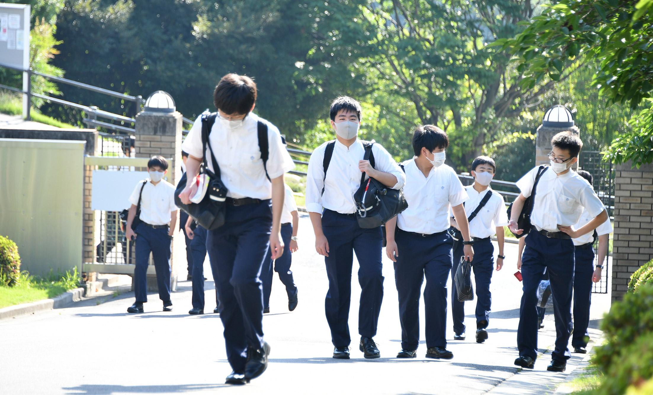 中学校 日 出 学園